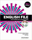 English File Third Edition Intermediate Plus Student's Book with iTutor