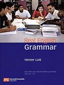 Real English Grammar Book Pre-Intermediate with key + CD