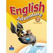 English Adventure 3 Activity Book