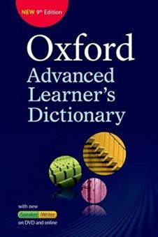 Oxford Advanced Learner's Dictionary (9th Edition) Paperback + DVD + Premium Online Access Code