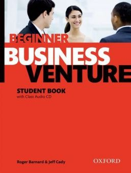 Business Venture (Third Edition) Beginner Student's Book Pack