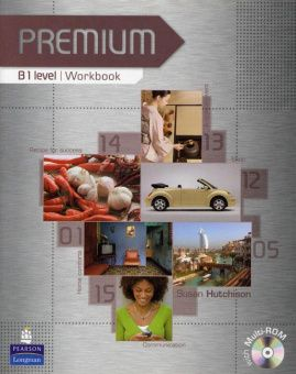 Premium B1 Workbook without key and Multi-ROM
