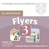 Cambridge Young Learners English Tests (Second Edition) Flyers 3 Audio CD (Лицензия)