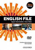 English File Third Edition Upper-Intermediate Class DVD