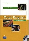 Total English Starter Student's Book with DVD