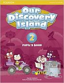 Our Discovery Island Level 2 Student's Book Plus Pin Code