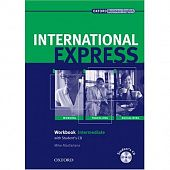 International Express, Interactive Editions Intermediate Workbook + Student's CD