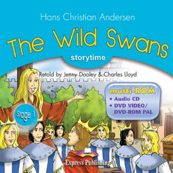 Stage 1 - The Wild Swans Multi-ROM (Audio CD / DVD Video & DVD-ROM PAL)