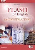 E.S.P. Flash on English for Construction Coursebook