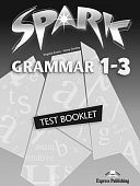 Spark 1 (Monstertrackers) Grammar Test Booklet - for Spark 1-3