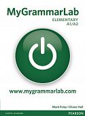 MyGrammarLab Elementary (A1/A2) Student Book (without Key) and MyLab