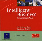 Intelligent Business Pre-Intermediate Coursebook CDs (2) (Лицензия)