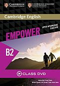 Cambridge English Empower Upper-Intermediate Class DVD
