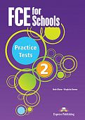 FCE for Schools 2 Practice Tests: Class Audio CDs (set of 4) (for exam 2015)