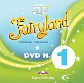 Fairyland 1 DVD Video PAL