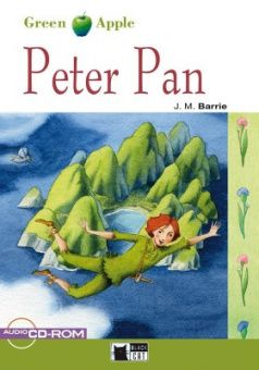 Green Apple Starter:  Peter Pan with Audio / CD-ROM