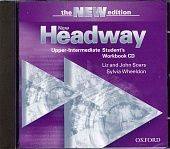 New Headway Upper-Intermediate Third Edition Student's Workbook CDs
