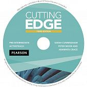 Cutting Edge 3rd Edition Pre-Intermediate Active Teach CD-ROM