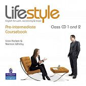 Lifestyle Pre-intermediate Class Audio CDs (Лицензия)