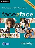 face2face (Second Edition) Intermediate Class Audio CDs (3) (Лицензия)