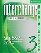 Interchange Third Edition Level 3 Teacher's Resource Book