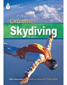 Fotoprint Reading Library B2 Extreme Sky Diving with CD-ROM