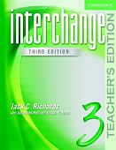 Interchange Third Edition Level 3 Teacher's Edition
