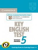 Cambridge Key English Test 5 Student's Book