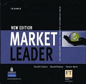 New Market Leader Upper-Intermediate Class CD (2) (Лицензия)