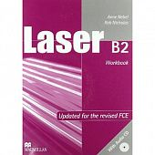 Laser B2 Workbook Without Key (+ Audio CD)