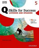 Q: Skills for Success Second Edition Listening and Speaking 5 Student Book with IQ Online