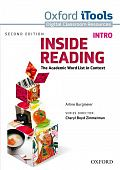 Inside Reading Second Edition Intro iTools