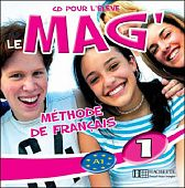 Le Mag' 1 - CD audio eleve (Лицензия)