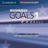 Business Goals 1 Audio CD (Лицензия)