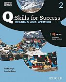 Q: Skills for Success Second Edition Reading and Writing 2 Student Book with IQ Online