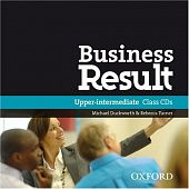 Business Result Upper-Intermediate Class Audio CDs