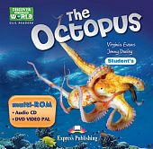 The Octopus Student's multi-ROM (Audio CD / DVD Video PAL)