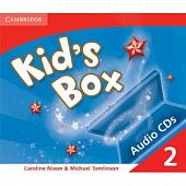 Kid's Box Level 2 Class Audio CD (3) (Лицензия)