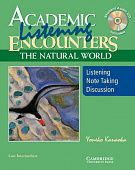 Academic Encounters: The Natural World - 2-Book Set (Student's Reading Book and Student's Listening Book with Audio CD)