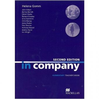 In Company (Second Edition) Elementary Teacher's Book
