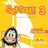 Set Sail! Level 3 DVD-ROM