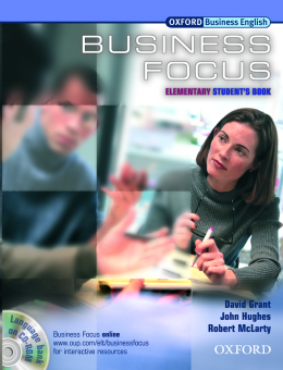 Business Focus Elementary Student's Book with CD-ROM Pack