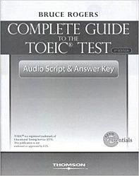 Complete Guide to the TOEIC Test: Audio Script & Answer Key