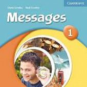 Messages 1 Class Audio CDs (2) (Лицензия)