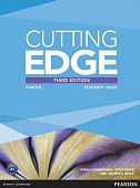 Cutting Edge 3rd Edition Starter Students' Book (with DVD)