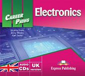 Career Paths: Electronics Audio CDs (set of 2)