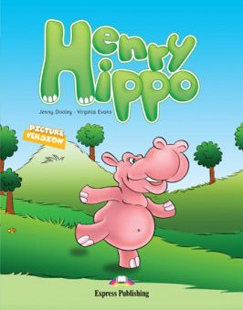 Henry Hippo Story Book