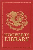 The Hogwarts Library: Quidditch Through the Ages, Fantastic Beasts & Where to Find Them, and The Tales of Beedle the Bard