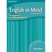 English in Mind (Second Edition) 4 Testmaker Audio CD/CD-ROM