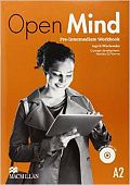Open Mind Pre-Intermediate Workbook without Key and CD Pack